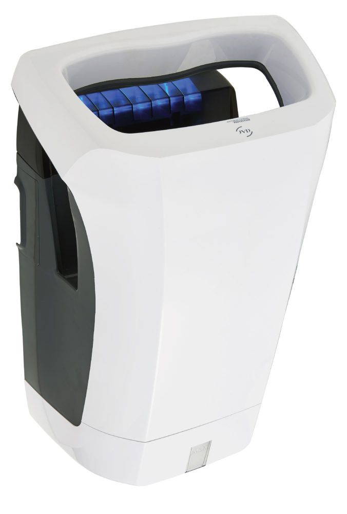 STELL´AIR Hand dryer White